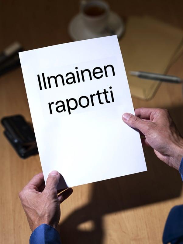 raportti