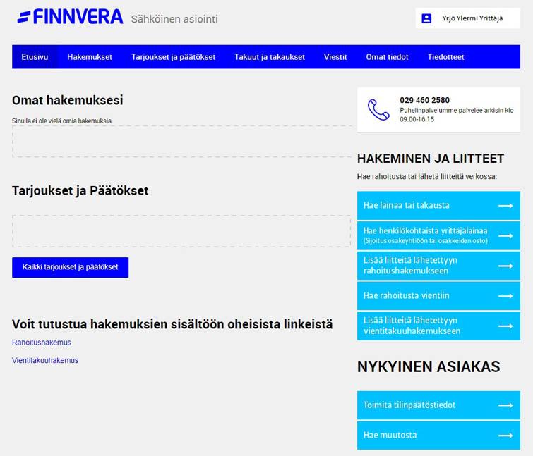 Finnvera Laina