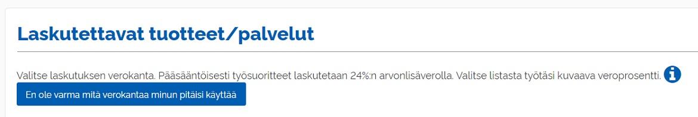 Esimerkkikuva Ukko.fi:n käyttöliittymästä